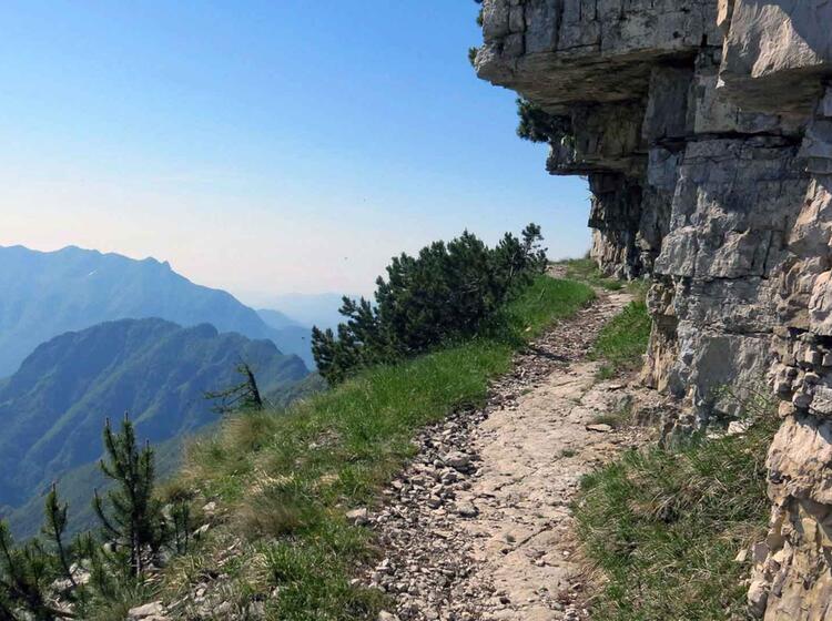 24 Ho Henweg Am Monte Borcoletta