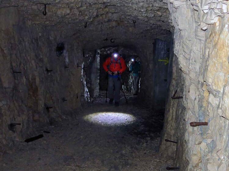 34 Dente Italiano Tunnel