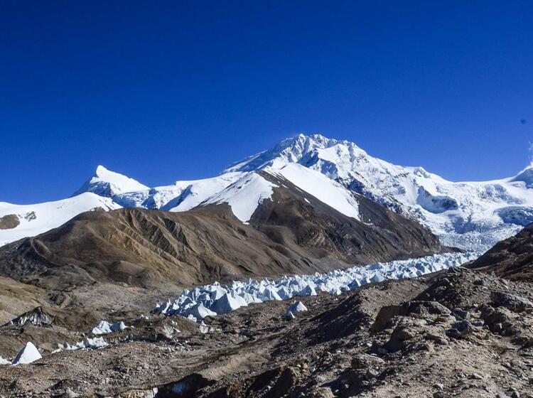 8000er Expeditionen Mit Bergfuehrer