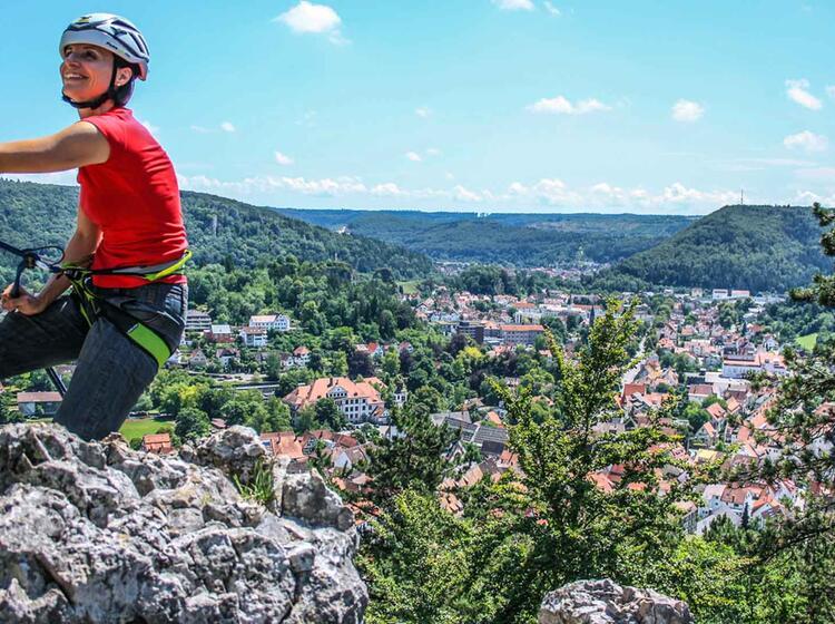 Abseilen Kletterkurs Alpinschule