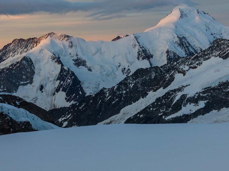Aletschhorn Hochtour