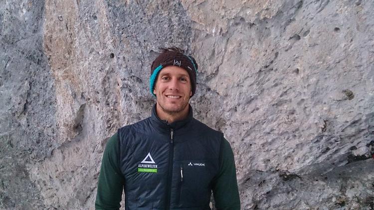 Alexander Blaschek Ist Bergfuehrer Am Watzmann
