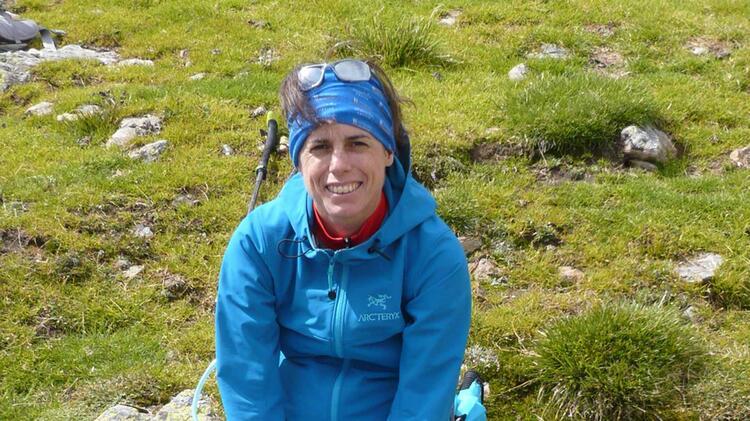 Alpenueberquerung Mit Bergwanderfuehrer Julia Dietrich