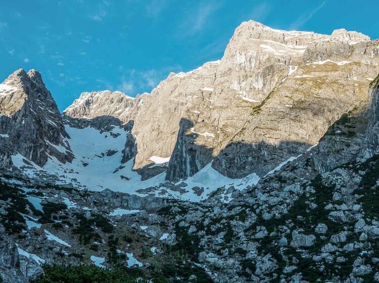 Alpin Kletterkurs Blaueishuette