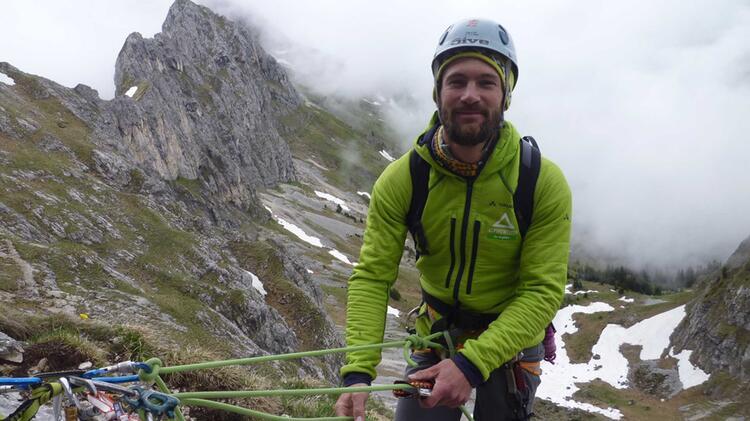 Alpinkletterkurs Im Allgaeu Mit Bergfuehrer Philipp Stromereder