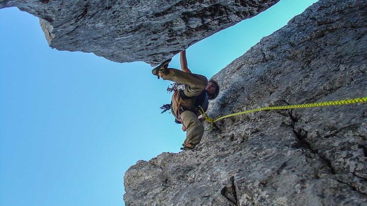 Alpinkletterkurse Mit Bergfuehrer Der Alpinschule