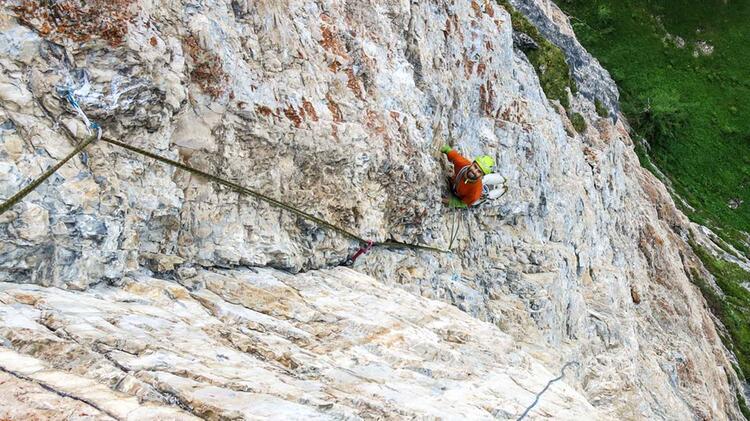 Alpinklettern Lernen In Den Dolomiten Mit Felix Erlacher Bergfuehrer