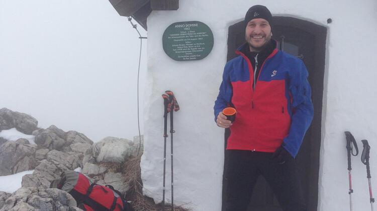 Andreas Maier Bergwanderfu Hrer