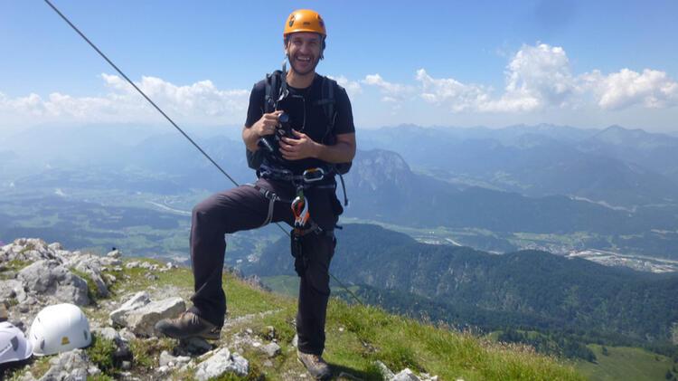 Andreas Maier Gipfel