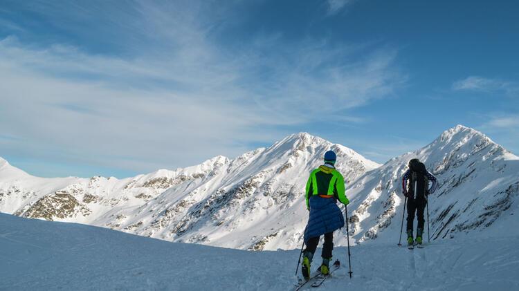 Anspruchsvolle Skitouren In Rumaenien