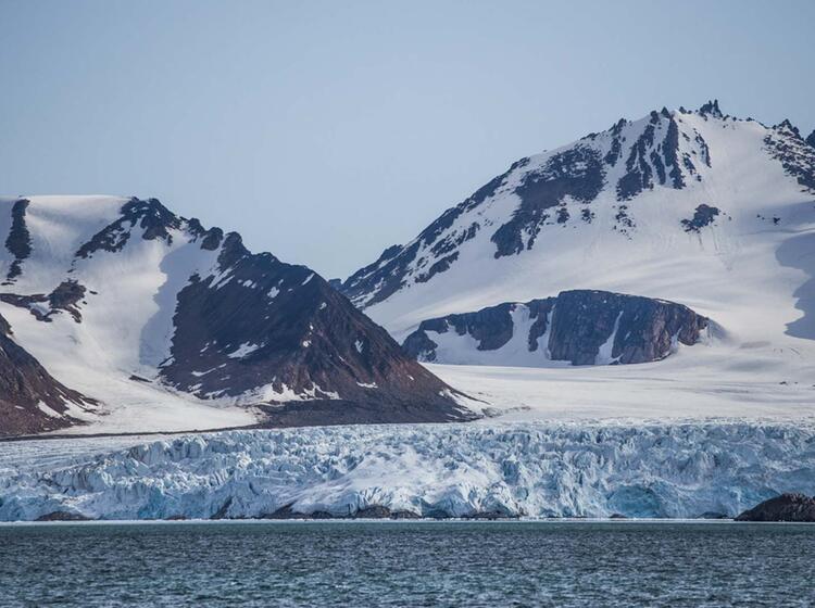 Arktis Spitzbergen Wandern Und Skitouren