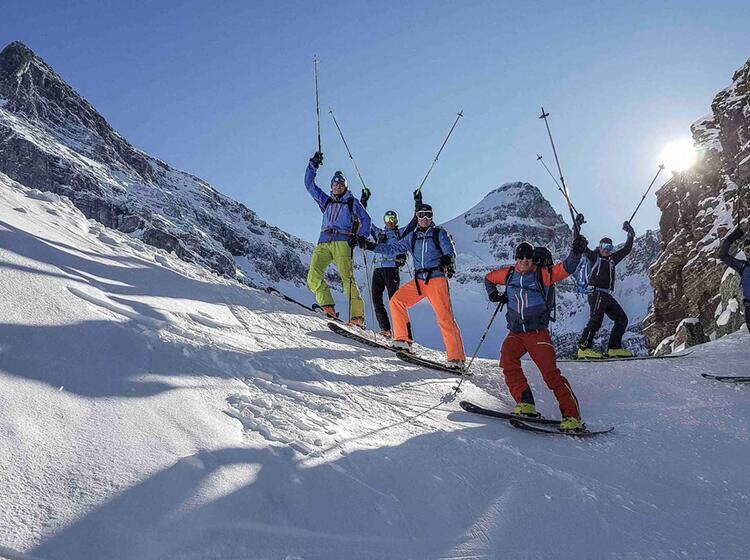 Banff Skitouren In Kanada