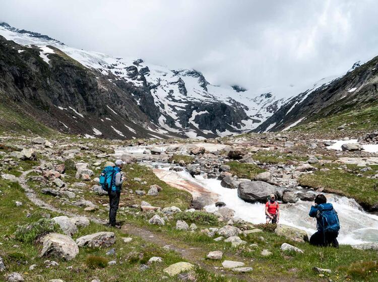 Beeindruckende Wanderung In Den Hohen Tauern