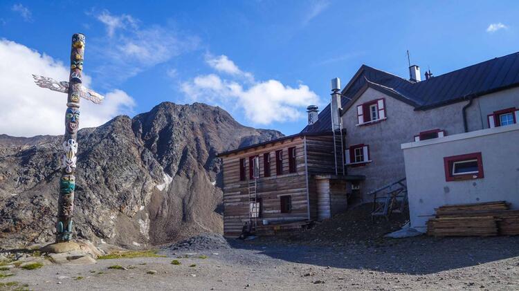 Bella Vista Huette Oetztal