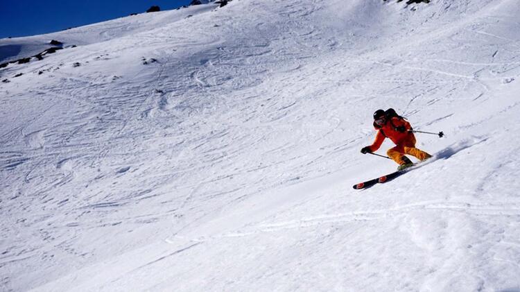 Bergfu Hrer Marius Klapfer Skiabfahrt Lyngen
