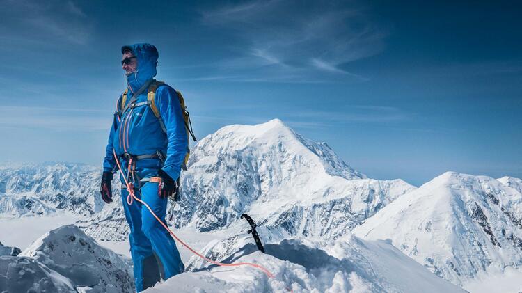Bergfuehrer Christoph Hummel Auf Hochtour