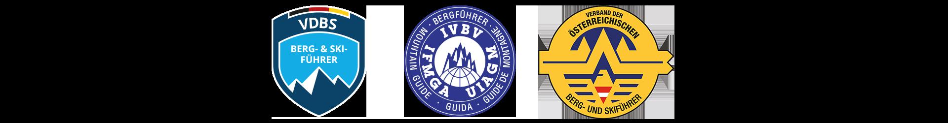 Logo Leiste Bergführer