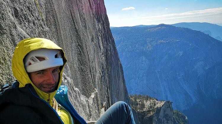 Bergfuehrer Manuel Haff Beim Bergsteigen Am Grossglockner