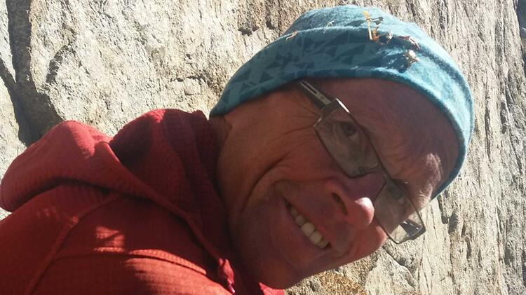 Bergfuehrer Veit Uhlig Beim Kletterkurs