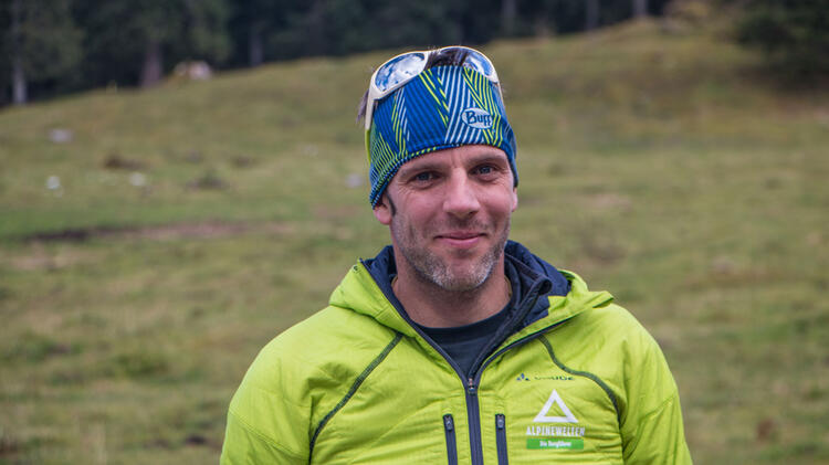 Bergfuehrer Watzmann Ostwand Andreas Wiedenmann
