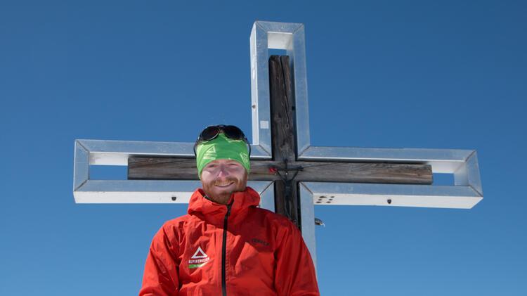 Bergfwanderfuehrer Josef Aschauer Am Grossvenediger