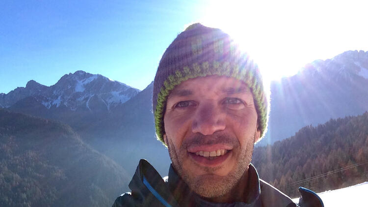 Bergwanderfu Hrer Jens Schenk Im Profil