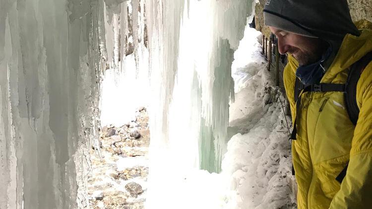Bergwanderfuehrer Achim Heib Durchs Reintal Auf Die Zugspitze