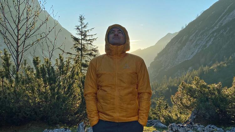 Bergwanderfuehrer Achim Heib Im Nationalpark Berchtesgaden