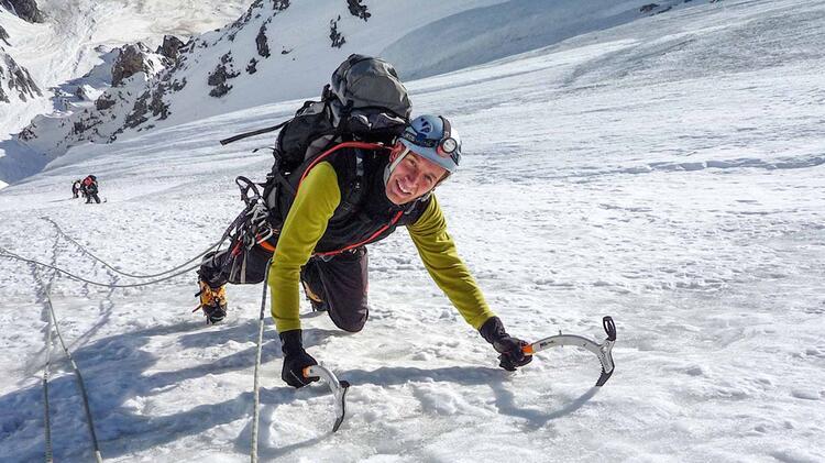 Bergwanderfuehrer Dirk Schulte