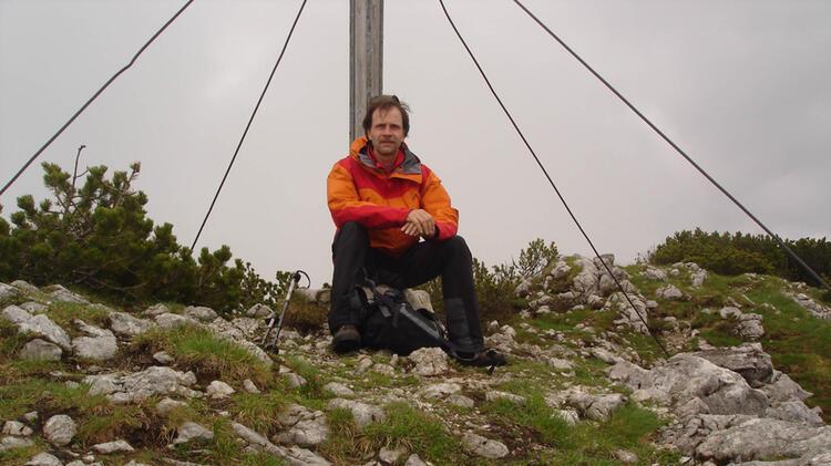 Bergwanderfuehrer Thomas Auf Der Drei Seen Runde