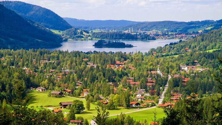 Bergwandern Am Schliersee Und Spitzingsee