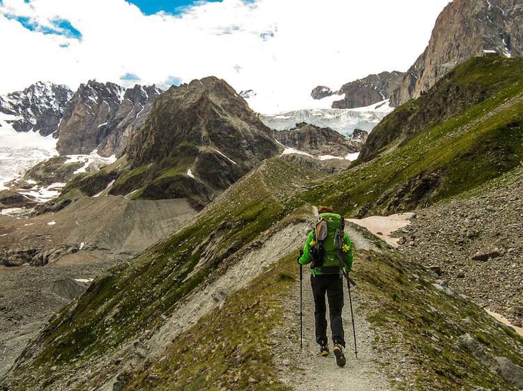 Bergwandern In Zermatt