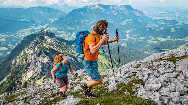 Bergwandern Lernen Am Kurs Ready To Go