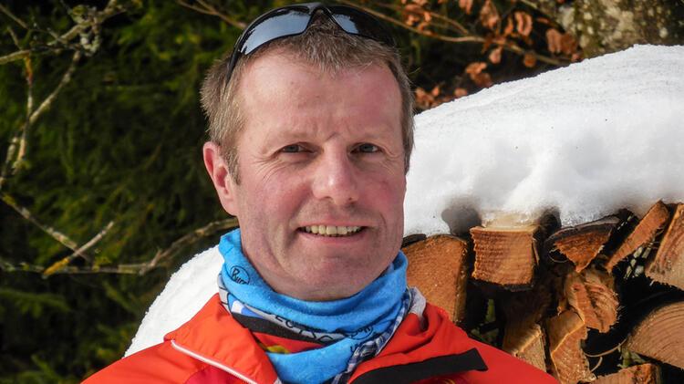 Bergwandern Mit Bergwanderfuehrer Albert Bucher