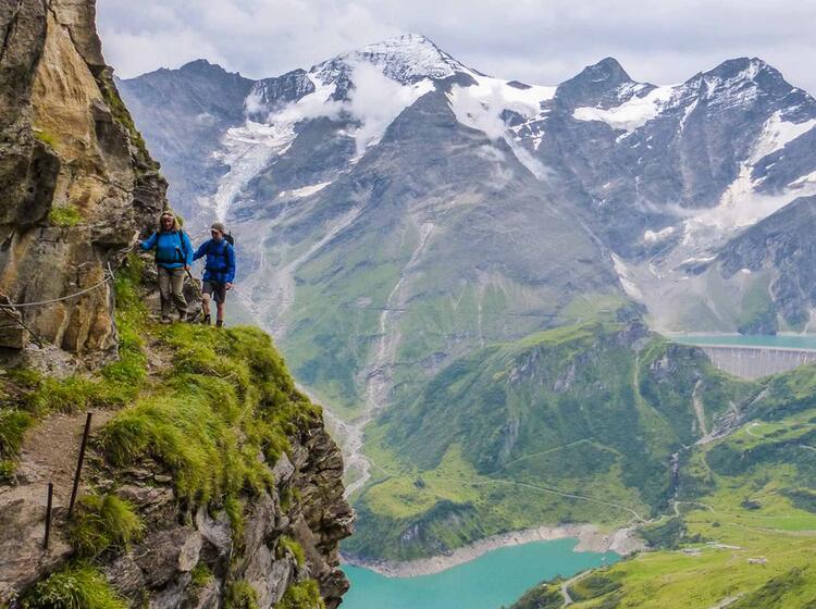 Bergwandern Vom Kitzsteinhorn Zum Grossglockner Auf Der Glocknerrunde