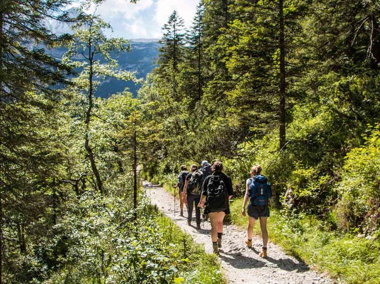 Bergwandern Zur Zugspitze Auf Dem Weg Der Erstbegeher Ueber Das Reintal