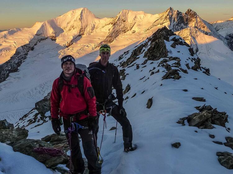 Berner Oberland Hochtourenwoche