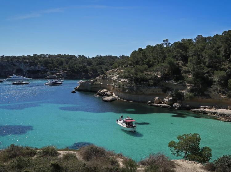 Bucht In Mallorca