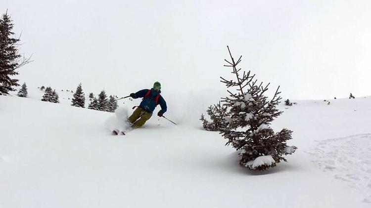 Christian Wild Ski