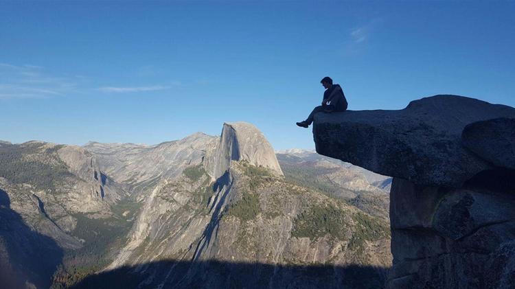 Christian Wild Yosemite