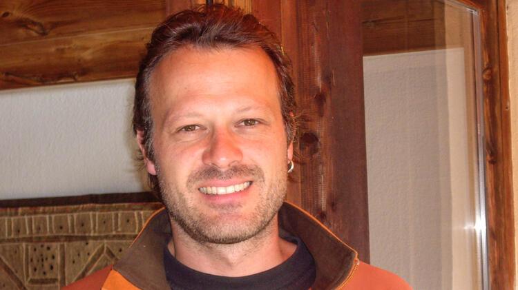 Christian Zollner Bergwanderfuehrer Alpenueberquerung