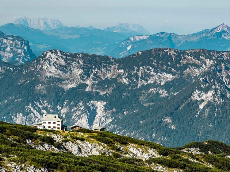 Das Stoerhaus Am Untersberg