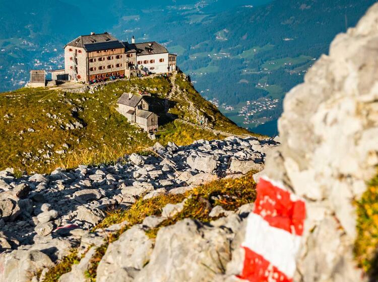 Das Watzmann Haus Im Nationalpark Berchtesgaden