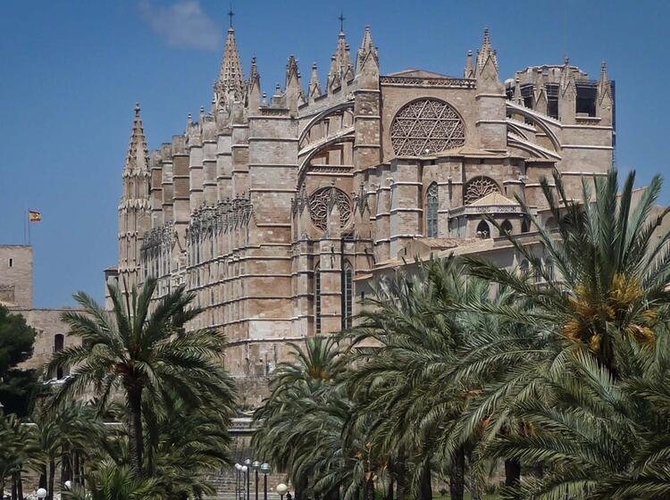 Der Dom Von Palma