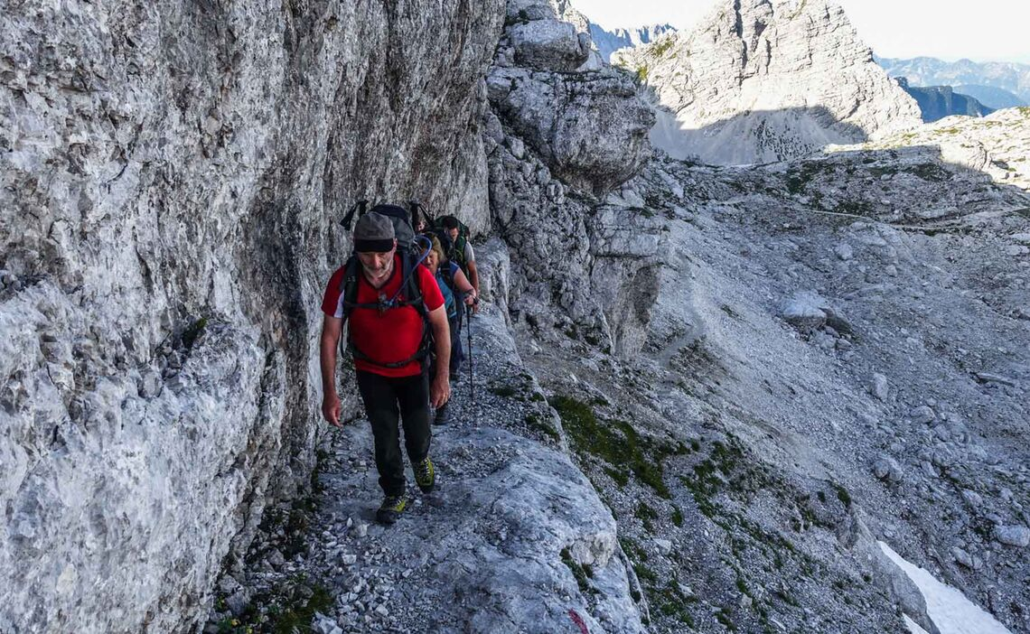 Der Weg Zum Dovska Vratea