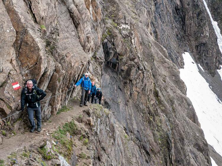 Die Hohen Tauern Wanderung Mit Bergwanderfuehrer