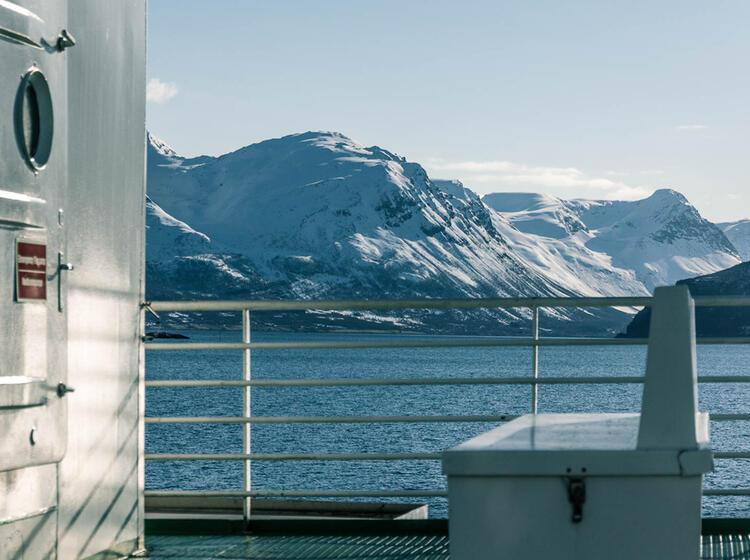 Die Lyngenalpen In Norwegen Ein Traumziel Fu R Skitouren