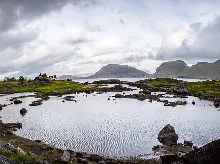 Die Norwegische Kulturlandschaft