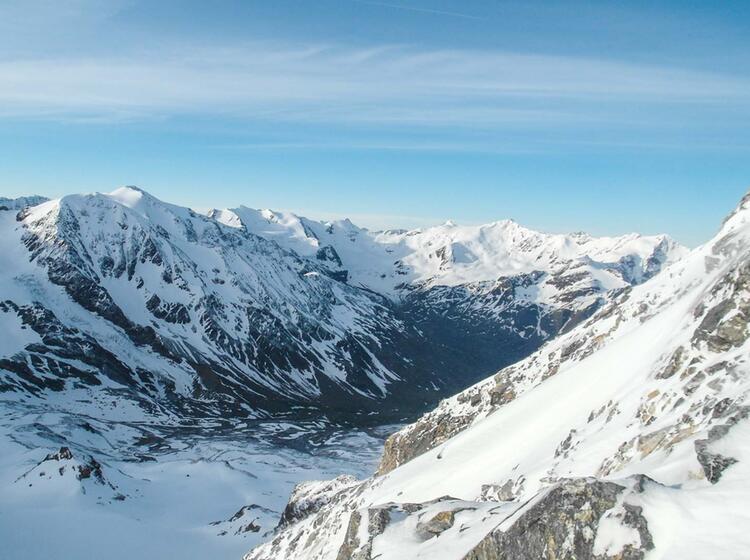 Die Schoensten Grat Am Ortler Und Koenigsspitze Mit Bergfuehrer