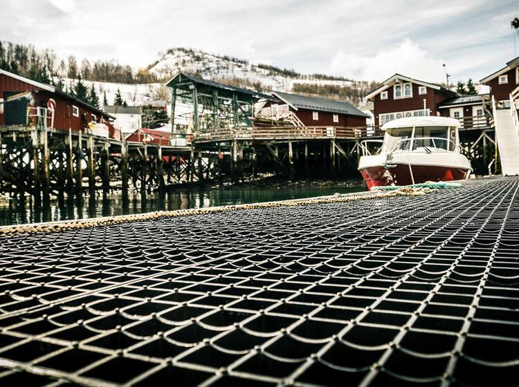 Die Unterkunft Auf Der Skitourenreise Lyngen